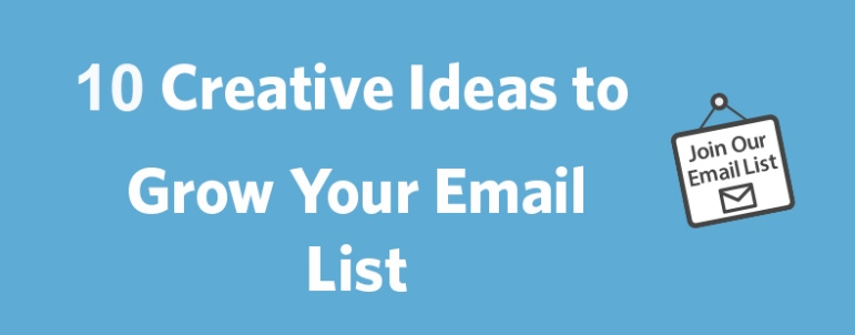 10-Email-List-Ideas