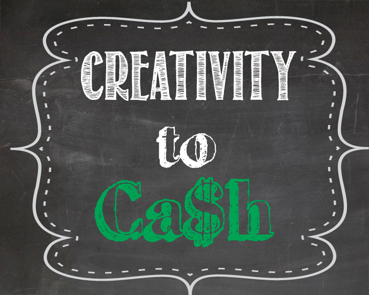 Creativity to Cash Logo